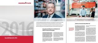 Fotografie für Geschäftsbericht der Hansa-Flex AG