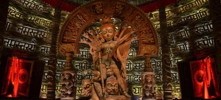 Hinduismus - Alles für die Göttin