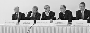 Deutsche Bischofskonferenz präsentiert Forschungsprojekt