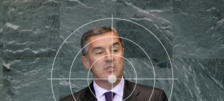 Wollte Russland den Premierminister von Montenegro ermorden?