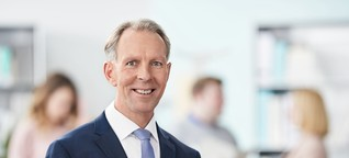 Bundestagswahl - CDU-Direktkandidat Jens Lehmann