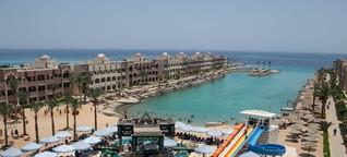 ZDF heute-journal; Zwei Deutsche sterben in Hurghada
