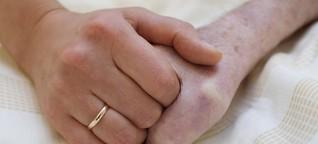 Hospizarbeit - Zu wenige Männer am Sterbebett