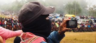 Volver al futuro: feministas y zapatistas explorando el mundo virtual
