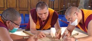 Buddhismus - Feiner Sand, tiefer Sinn
