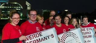 Wettbewerb: Bei der Kanzlerwahl fühlen sich Bewerber hintergangen - WELT