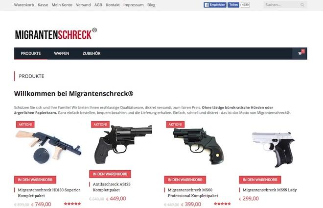 """Der Fall """"Migrantenschreck"""""""