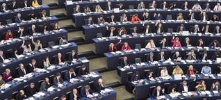 Nach dem Brexit - Sesselrücken im EU-Parlament