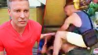 """Deutscher Ersthelfer in Barcelona: """"Es war einfach Horror!"""""""