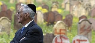 Gegen Antisemitismus vorgehen