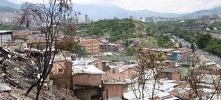 Gentrifizierung in Kolumbien: Verbrannte Erde