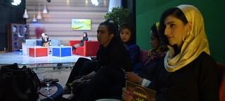 Afghanistan: Mit Zan TV werden afghanische Frauen sichtbar