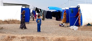 """Mossul: """"Der IS hat alle umgebracht, die weg wollten"""""""