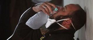 """Syrien: """"Solange Bomben fallen, werden wir weitermachen"""""""