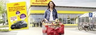 DeutschlandCard und Netto feiern 2-Jähriges