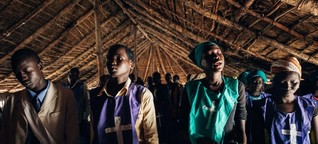 Südsudanesen in Uganda - Feind, Flüchtling, Nachbar