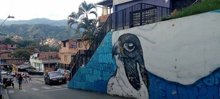 Comuna 13 - How a Narco Hotspot turned into a Tourist Magnet