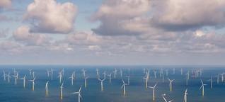 Windenergie: Was Europa bei Nordsee-Flauten tun kann - SPIEGEL ONLINE - Wissenschaft
