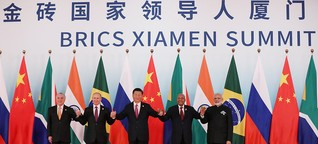 »Russland und China achten die Souveränität der Nationen«