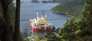 Der Akku Europas: Reportage aus Norwegen