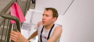 Tower-Run in Frankfurt: Weltrekord nach zehneinhalb Stunden