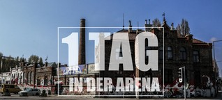 1 Tag in der Arena