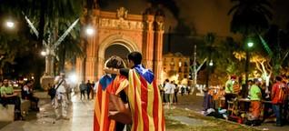 Katalonien-Konflikt: Erst in jüngster Zeit sind die Separatisten im Aufwind - aus diesen Gründen.