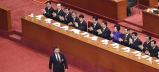 Wie funktioniert das politische System in China?