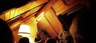 Unplugged im Dachgeschoss