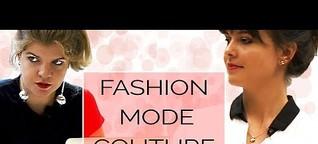 So irre hören sich Mode-Floskeln wirklich an