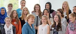 Merkel und die Frauen