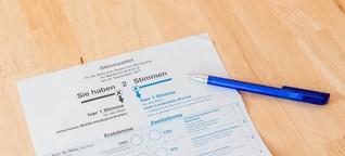 Wahl-O-Mat zur Bundestagswahl online