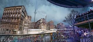 Zeitreise ins geteilte Berlin