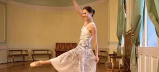 Fastfood geht nicht: Der Alltag einer russischen Ballerina
