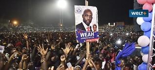 Liberia: George Weah, König der Ärmsten - WELT