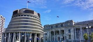 """Neuseeland: """"Auslandsgeheimdienst"""" darf jetzt auch eigene Bürger ausspionieren"""