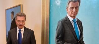 Oettingers Entschuldigung: Werte, die Europa nicht braucht