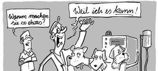 Die realen Frankensteins   Bochumer Stadt- und Studierendenzeitung