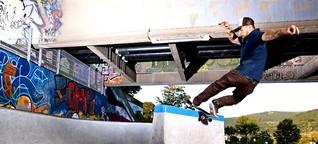 Skateparks aus Beton: Schöner skaten