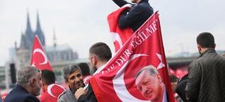 Türkei: Erdogan: Gefürchtet - und mit Milliarden gefördert