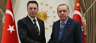 Türkei: Erdoğan braucht kein Auto, sondern Verbündete