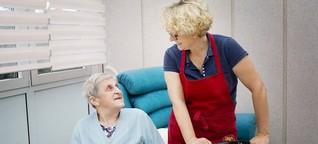 Kochen in der Hospizküche: Das Lieblingsessen als letztes Mahl