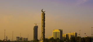 Extreme Temperaturen - Arabien droht der Hitzekollaps