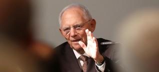 Paradise Papers - Schäubles Angst vor zu viel Transparenz