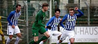 BSG Chemie Leipzig - Hertha BSC II 0:2