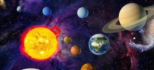 Quiz: Wie gut kennst du unser Sonnensystem?