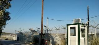 """Geflüchtete auf griechischer Insel Chios - """"Sie behandeln uns wie Tiere"""""""