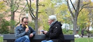 Frau Wasmeier trifft: Michl Jakob, Poetry Slammer