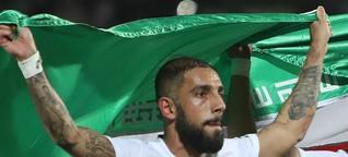 """""""Hab Bock"""": Vereinsloser Dejagah träumt von WM"""
