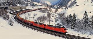 Der IoT-Stack für vernetzte Züge